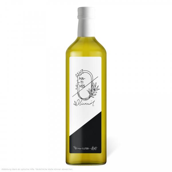 Speiseöl (z.B. Olivenöl, Rapsöl,..)